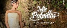 Mis Potrillos Locación para casarse  http://www.estadeboda.com/mis-potrillos/