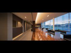 ひたちの整形外科   松山建築設計室   医院・クリニック・病院の設計、産科婦人科の設計、住宅の設計
