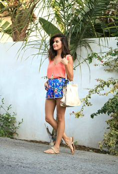 colorful style, summer trends, affordable finds, nordstrom rack, look for less, statement, how to style, how to wear floral print, floral, sazan, barzani, hendrix, boho, bohemian style, short hairstyles, how to style, bold beauty. hair ideas, makeup ideas, socialite, jewelry, fashion, what is fashion, beauty, makeup,summer, hairstyle