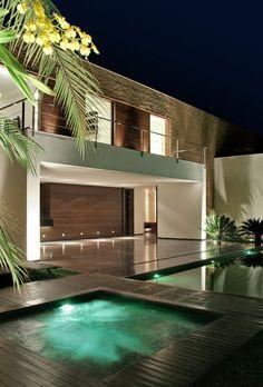 Moderne häuser mit pool in österreich  moderne Häuser am Kap Zwenkau bauen | Moderne häuser, Häuschen und ...
