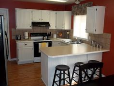 Kitchen Remodel...relatively easy to do