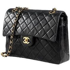 Chanel Jumbo Classic Flap Bag...one day..