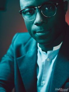Barry Jenkins, photographed by Miller Mobley