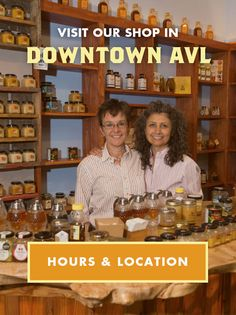 Asheville Bee Charmer specializes in pure, raw artisanal honey from all over the world, as well as luxurious all natural skin care and beauty products. Check us out, you'll love us.