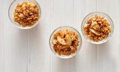 Apple & Barley Baked Pudding - 220 cals per serve