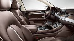 2015 Audi A8 Sedan: quattro® - Price - Specs   Audi USA