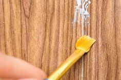 How to Fix Wallpaper Seams   Hunker Wallpaper Over Wallpaper, Camper Wallpaper, Painting Over Wallpaper, Peeling Wallpaper, Diy Home Repair, Diy Wall, Cleaning Hacks, Home Improvement, Household