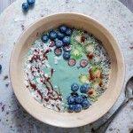 De mermaid bowl: de nieuwste trend in smoothie bowl land! | Eat.Pure.Love