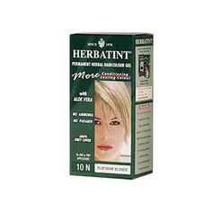 Hair Coloring - (10N) Platinum Blonde, 4 oz ( Multi-Pack) ** Continue to the product at the image link.