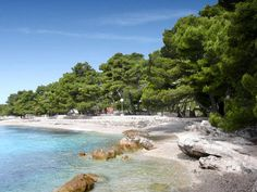 One of my favorite beaches in the world in Orebic Croatia, just a short walk from my condo!