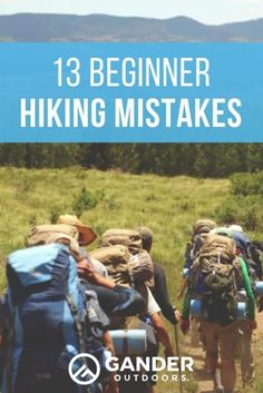 Some small mistakes made while hiking are virtually harmless, but others could get you into some serious trouble. Camping Games, Camping Activities, Outdoor Activities, Camping Ideas, Backpacking Trails, Us Road Trip, Hiking Tips, Day Hike, Travel Alone