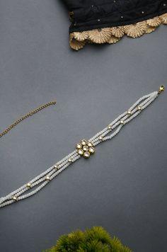 Jewelry Design Earrings, Bead Jewellery, Necklace Designs, Diamond Jewellery, Handmade Jewellery, Antique Jewellery Designs, Antique Jewelry, Bridal Jewelry, Gold Jewelry