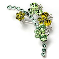 6dec5b23a53 Pugster Swarovski Crystal Butterfly Flower Vintage Brooches And Pins  Pugster. Save 20 Off!.  12.39. One free elegant cushioned Gift box  available with every ...