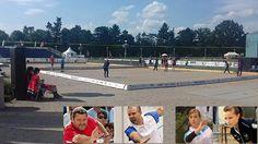 Jeux Mondiaux à Wroclaw (Pologne), Lyonnaise/Pétanque/Raffa 22, 23, 24 juillet