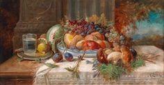 Artworks of Hans Zatzka (Austrian, 1859 - 1945)