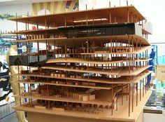 Palais des Congres - MOMA's OMA/Koolhaas exhibit