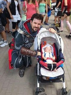 Parenting done right Follow us for more: https://www.instagram.com/assassins_creed_members/ #assassinscreed #assassins #assassin #ac #assassinscreeed2 #assassinscreedbrotherhood #assassinscreedrevelations #assassinscreed3 #assassinscreedblackflag #assassinscreedrogue #assassinscreedunity #assassinscreedsyndicate #altairibnlaahad #ezioauditore #connorkenway #edwardkenway #arnodorian #jacobfrye #eviefrye #GeekVerse