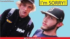 Logan Paul says SORRY to FaZe Banks? #DramaAlert Jake Paul CRIES over MAX!  Sssniperwolf