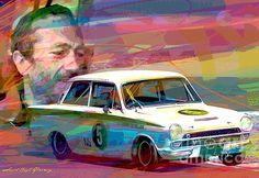 The Ford Lotus Cortina by Sir Colin Chapman.  - #Ford #Cortina @steelasophical Mk1 Mk2 Mk3
