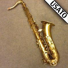 Sax tenore Buffet Crampon Super Dynaction Usato del 1958. Usato in garanzia, in condizioni perfette.