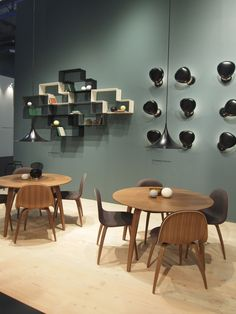 @Gubi is one of my favorite brand had a successful show in Milan with delicious products!