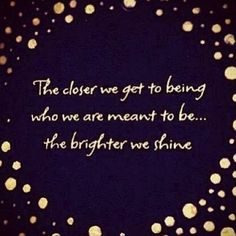 Let Your Light Shine: A Holiday Reminder to Be Big & Bright.