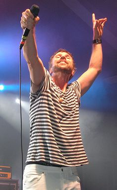 Colin MacDonald of the Trews, Rockin' Wheels, Tri-County Arena, Mt Brydges, ON, June 9/18.