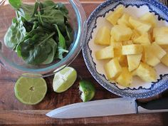 Cheese Please: Lean Green Smoothie