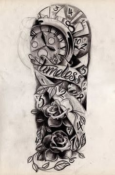Half Sleeve Tattoo Designs For Women Sketch Google Search Sleeve
