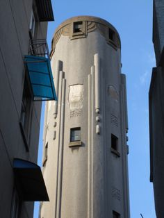 Water Tower, Shanghai, China
