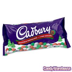 Cadbury Christmas Milk Chocolate Balls