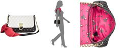 Betsey Johnson Bow Shoulder Bag, Only At Macy's - Black Friday Specials - Sale - Macy's