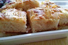 Tereyağlı Bademli Kek