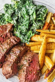 """Easy butter basted steak recipe. It's the perfect recipe for Valentine's Day. 