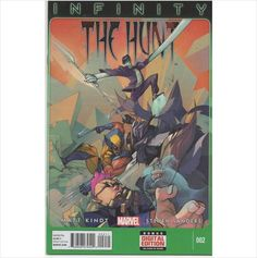 Infinity Hunt No 2 / 2013. Most comics will have a fixed price of just 45p or 50p. You will not buy cheaper!!!!!