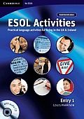 esol entry 3 writing practice paper