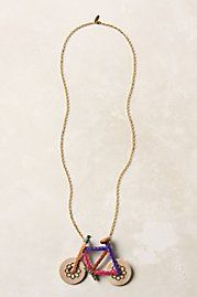 Anthropologie 10-speed necklace. $48.00