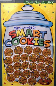 ~Joy in the Journey~: Spark Student Motivation: Smart Cookies