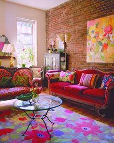 El Rincón Vintage de Karmela: Hoy toca hablar de alfombras.