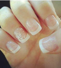 Christmas/winter nails!!!