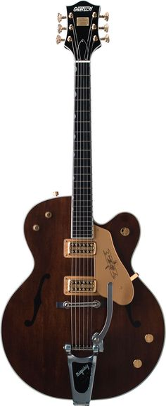 Gretsch G6122-1958 Chet Atkins Country Gentleman...I love my Les Paul Gibson, but this is a beauty.