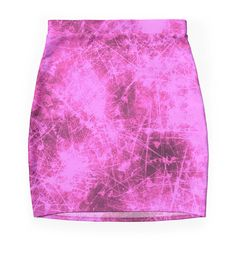 Boho Girl Bodycon mini skirt. Feel Good Fashion & Living® by Marijke Verkerk Design @ www.marijkeverkerkdesign.nl