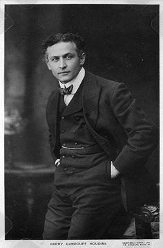 Harry Houdini (1874-1926)