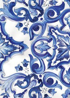Imprimolandia: Estampados de Dolce&Gabbana