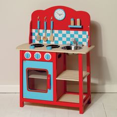 play kitchen, toy kitchen, kitchen for children, kid's play kitchen