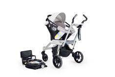 Orbit Baby Stroller Travel System G2 - the seat rotates!