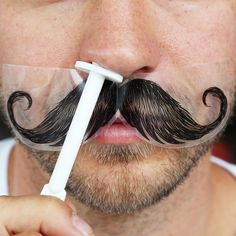 Get rid of unsightly nose hair with Nad's Nose Wax. In-&-out. Easy as that.