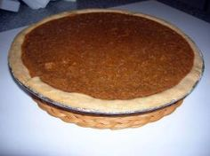 Sweet Potato Pie is one pie you will make over and over again! This pie is perfect for the holidays and never lasts long. A great dessert anytime. Tolle Desserts, Köstliche Desserts, Great Desserts, Delicious Desserts, Dessert Recipes, Yummy Food, Dessert Tray, Delicious Cookies, Pudding Recipes