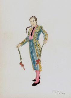 Bartholo (cf. costumes du CRD)