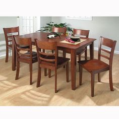 Weekends Only dining set